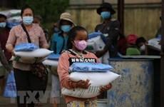 Ofrecen ayuda de emergencia a personas de origen vietnamita en Camboya