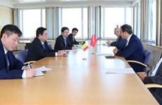 Vietnam y Bélgica impulsan intercambio comercial de productos agrícolas