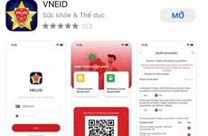 Lanzan en Vietnam aplicación VNEID para la declaración médica