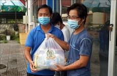 Apoyan a estudiantes camboyanos afectados por COVID-19 en ciudad vietnamita