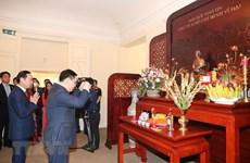 Instan a representación de Vietnam en Bruselas impulsar diplomacia de vacunas