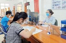 Seguro Social de Ciudad Ho Chi Minh apoya a trabajadores afectados por el COVID-19