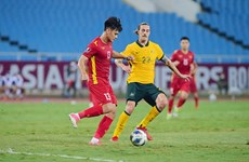 """FIFA alaba """"valerosas actuaciones"""" de la selección de fútbol de Vietnam"""