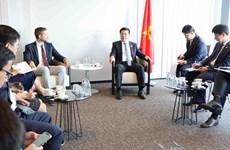 Vietnam y Bélgica buscan cooperar en producción de vacunas contra el COVID-19
