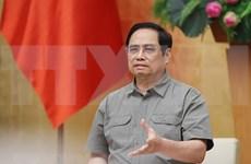 Premier vietnamita insta a estudios exhaustivos para reabrir las actividades comerciales