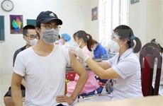 Región china apoya la lucha contra el COVID-19 en localidades vietnamitas