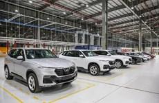 Ventas de automóviles en Vietnam registran un descenso récord
