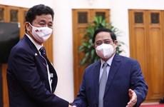 Vietnam valora Japón como socio de primera categoría