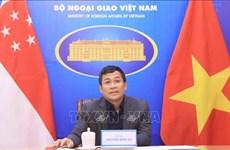Vietnam y Singapur intercambian medidas en respuesta al COVID-19
