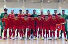 Selección vietnamita de fútbol sala lista para debutar en el Mundial 2021
