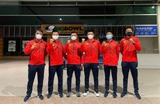Vietnam participa en torneo internacional de tenis Copa Davis