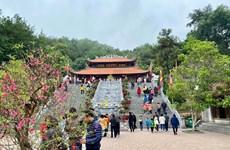 Templo dedicado a eminente maestro Chu Van An en Hanoi