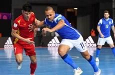 Vietnam pierde ante Brasil en su debut en el Mundial de Fútbol Sala 2021