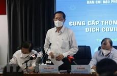 Ciudad Ho Chi Minh extiende el distanciamiento social hasta 30 de septiembre