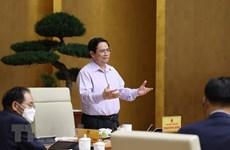 Pide premier vietnamita apoyo de Corea del Sur en lucha contra el COVID-19