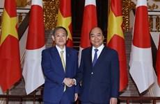 Presidente vietnamita dialogará por teléfono con primer ministro japonés