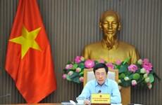 Vietnam busca eliminar obstáculos en implementación de proyectos de inversión