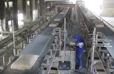 Exportación de cemento de Vietnam aumenta 12 por ciento hasta agosto