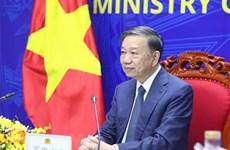 Fomentan Vietnam y China cooperación en lucha contra delicuencia