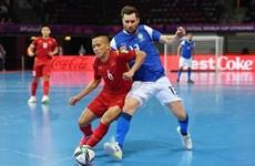 Vietnam tiene oportunidad de avanzar en Copa Mundial de Fútsal
