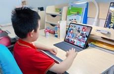 BIDV dona fondo millonario para apoyar a alumnos vietnamitas afectados por el COVID-19