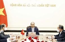 Japón continúa apoyando a Vietnam en la lucha contra el COVID-19