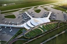 Aceleran construcción de primera fase de gran proyecto aeroportuario en Vietnam
