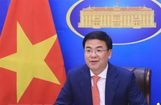 Vietnam y Qatar acuerdan fortalecer cooperación en la prevención y control del COVID-19