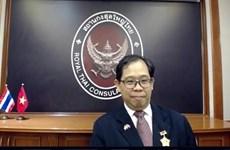 Entregan medalla conmemorativa a cónsul general tailandés en Vietnam