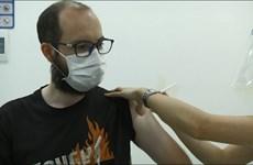 Ciudadanos extranjeros en Hanoi, felices de ser vacunados contra el coronavirus