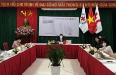Proponen Vietnam medidas para mejorar actividades de la Cruz Roja regional