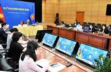 ASEAN mejorará flujos de comercio, servicios e inversión en etapa pos-COVID-19