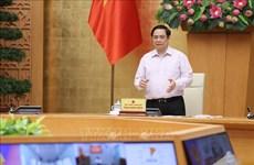 Primer Ministro vietnamita insta a reforzar el control epidémico en Kien Giang y Tien Giang