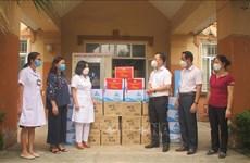 Piden en Vietnam apoyo a la prevención y lucha contra el COVID-19