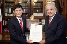 Concede México gran importancia a la amistad y cooperación con Vietnam