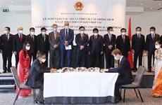 Fomentan cooperación Vietnam-UE en sectores del comercio, inversión y agricultura