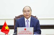 Presidentes de Vietnam y Rusia debaten medidas para agilizar lazos binacionales