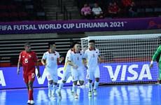 Copa Mundial de Fútbol Sala: Vietnam mantiene esperanza tras vencer a Panamá