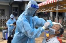 Provincia vietnamita de Kien Giang empeñada en detectar casos de COVID-19