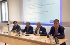 Debaten en Francia sobre perspectivas de libre comercio entre Vietnam y la UE