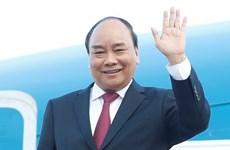 Presidente de Vietnam parte rumbo a Cuba para visita oficial