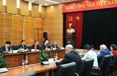 Vietnam llama a facilitar sus exportaciones e inversión en Cuba