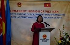 Embajadora vietnamita agradece apoyo de comunidad internacional a su país en combate al COVID-19