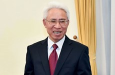 Embajada de Vietnam en China organiza encuentro del intercambio cultural internacional