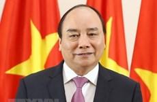 Presidente de Vietnam felicita a niños por la Fiesta de Medio Otoño