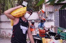 Hombre francés se une a lucha contra el COVID-19 en Ciudad Ho Chi Minh