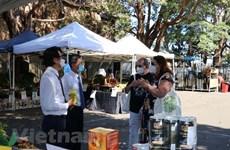 Presentan productos agrícolas vietnamitas en Australia