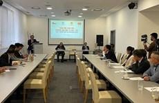 Promueven lazos comerciales y de inversión entre Vietnam y la República Checa