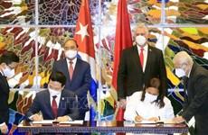 Vietnam refuerza cooperación con Cuba en información y comunicación