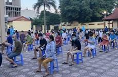 Hanoi reporta tres casos del COVID-19